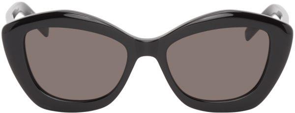 Saint Laurent Black SL 68 Sunglasses