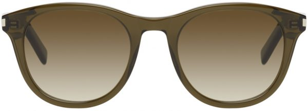 Saint Laurent Green SL 401 Sunglasses