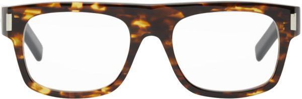 Saint Laurent Tortoiseshell SL 293 Glasses