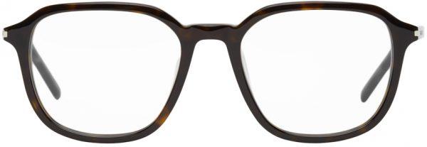 Saint Laurent Tortoiseshell SL 387 Glasses