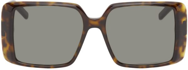 Saint Laurent Tortoiseshell SL 451 Sunglasses