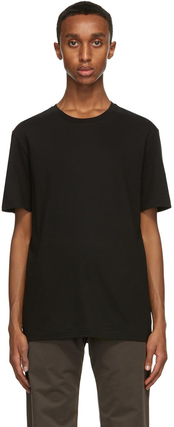 The Row Black Luke T-Shirt