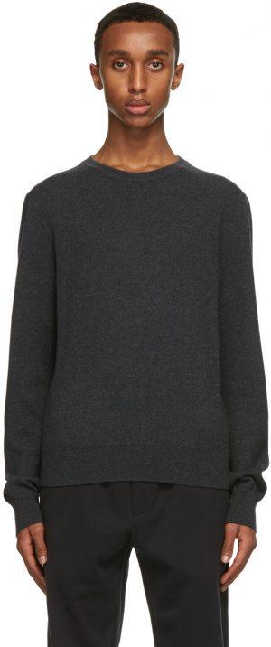 The Row Grey Benji Sweater