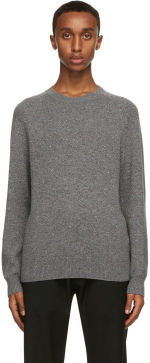The Row Grey Florian Sweater