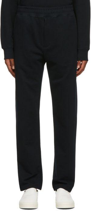 The Row Navy Ollie Lounge Pants
