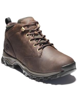 Timberland Men's Mt. Maddsen Chukka Boots Men's Shoes