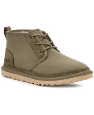 Ugg Men's Neumel Canvas Chukka Boots Men's Shoes