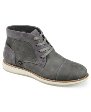 Vance Co. Austin Men's Cap Toe Chukka Boot Men's Shoes