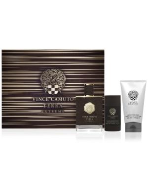 Vince Camuto Men's 3-Pc. Terra Extreme Eau de Parfum Gift Set