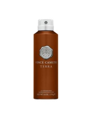 Vince Camuto Men's Terra Body Spray, 6 Oz