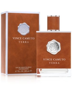 Vince Camuto Men's Terra Eau de Toilette Spray, 6.7-oz, Created for Macy's