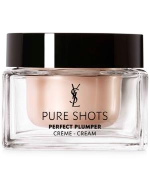 Yves Saint Laurent Pure Shots Perfect Plumper Face Cream, 1.6-oz.