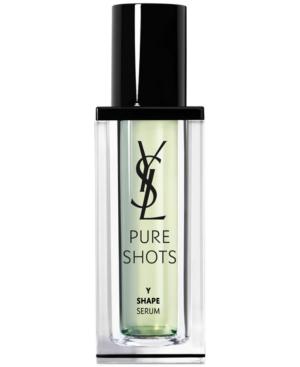 Yves Saint Laurent Pure Shots Y Shape Firming Serum, 1-oz.