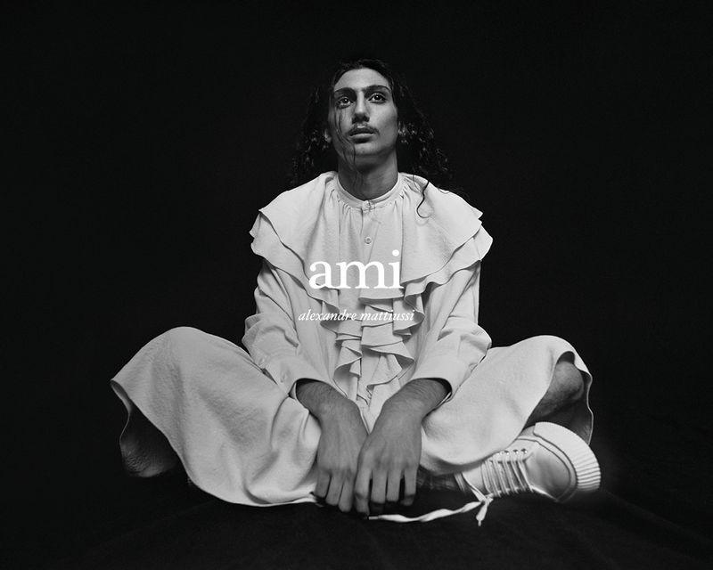 Fernando, Jeranimo, Adam + More Stay Afloat for AMI Paris Spring Campaign