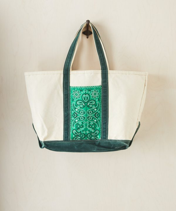 Atelier & Repairs for Todd Snyder : Upcycled Tote Bag