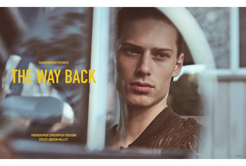 The Way Back: Conlan Munari for SUMMERWINTER