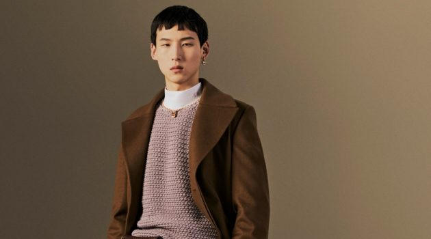 Kim Jones Delivers Sporty & Concise Styles for Dior Men Resort Collection