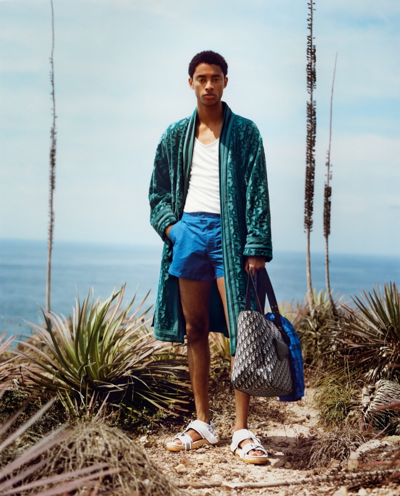 Dior Men is Ready to Hit the Beach with New Collection