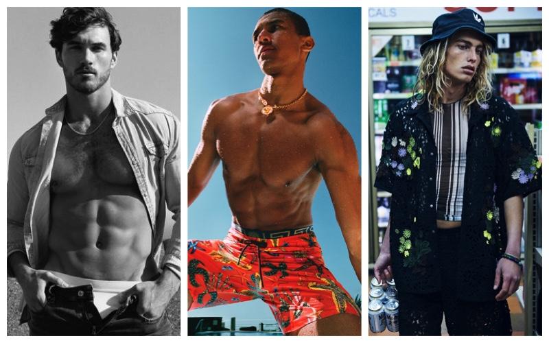 Week in Review: Michael Yerger, Versace, Lucas Ucedo + More