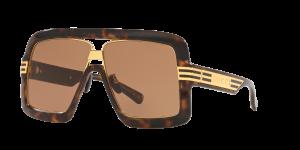 Gucci Man GC001519 - Frame color: Tortoise, Lens color: Brown Gradient, Size 60-19/140