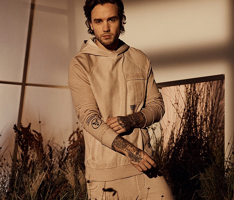 Liam Payne Debuts Unisex Collection for HUGO Collaboration