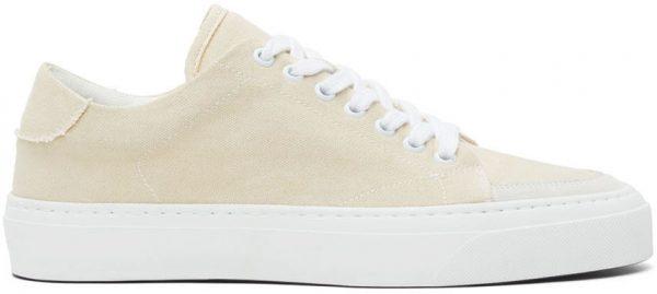 John Elliott Beige Haze Low Sneakers