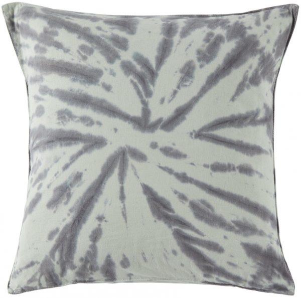 John Elliott Blue Down Tie-Dye Throw Pillow