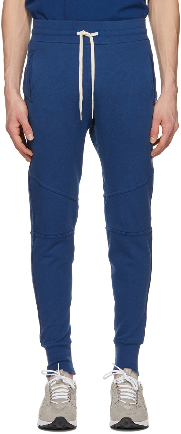John Elliott Blue Escobar Lounge Pants