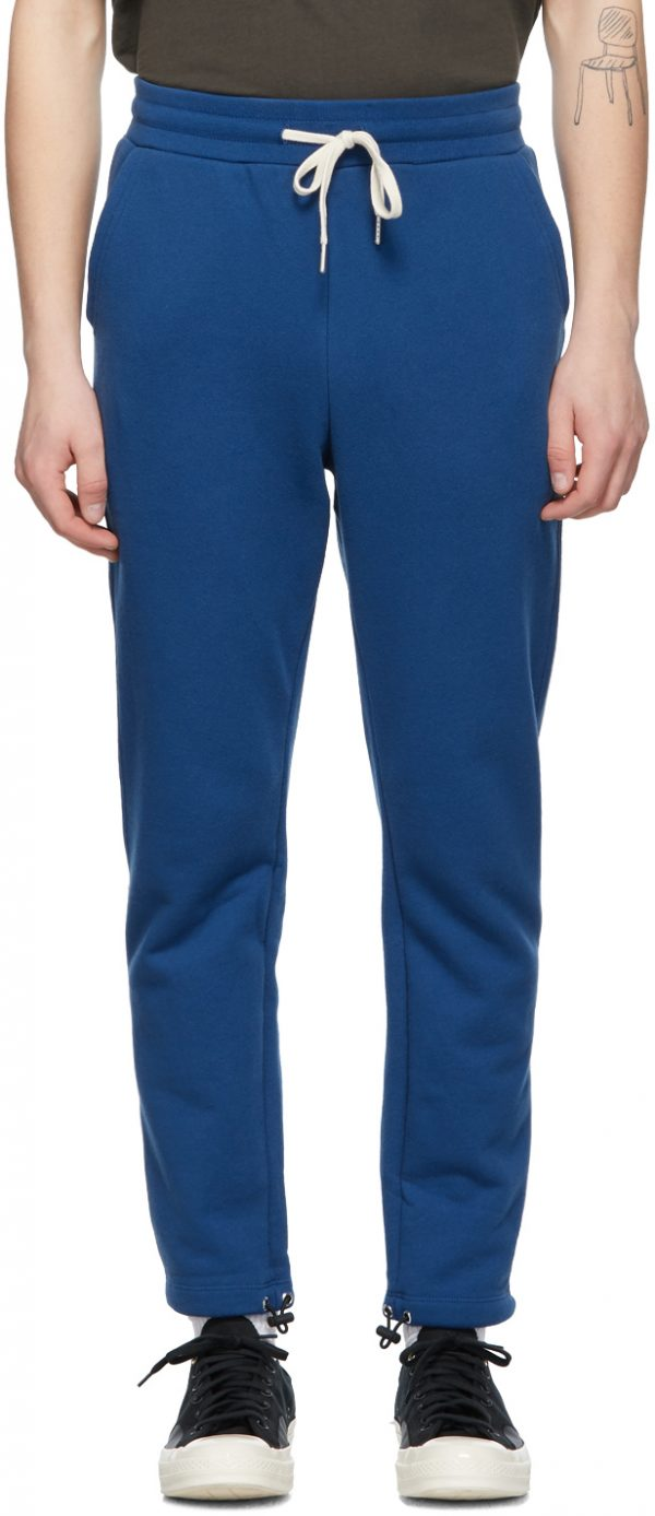 John Elliott Blue Sochi Sweatpants