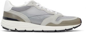 John Elliott Grey Edition One Runner Sneakers