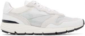 John Elliott Off-White Edition One Runner Sneakers