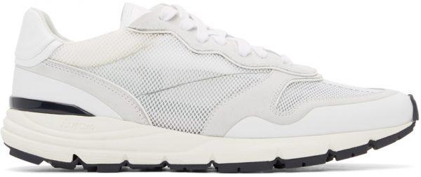John Elliott Off-White Edition One Runner Sneakers