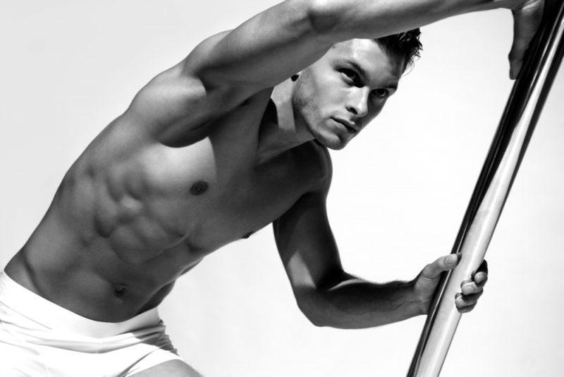 Male Model Fitness