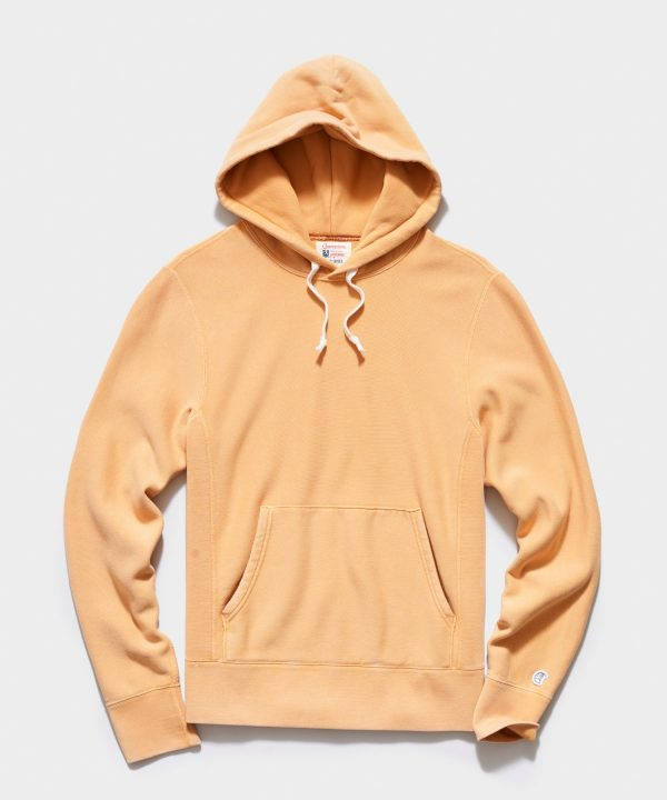 Midweight Popover Hoodie in Honeycomb