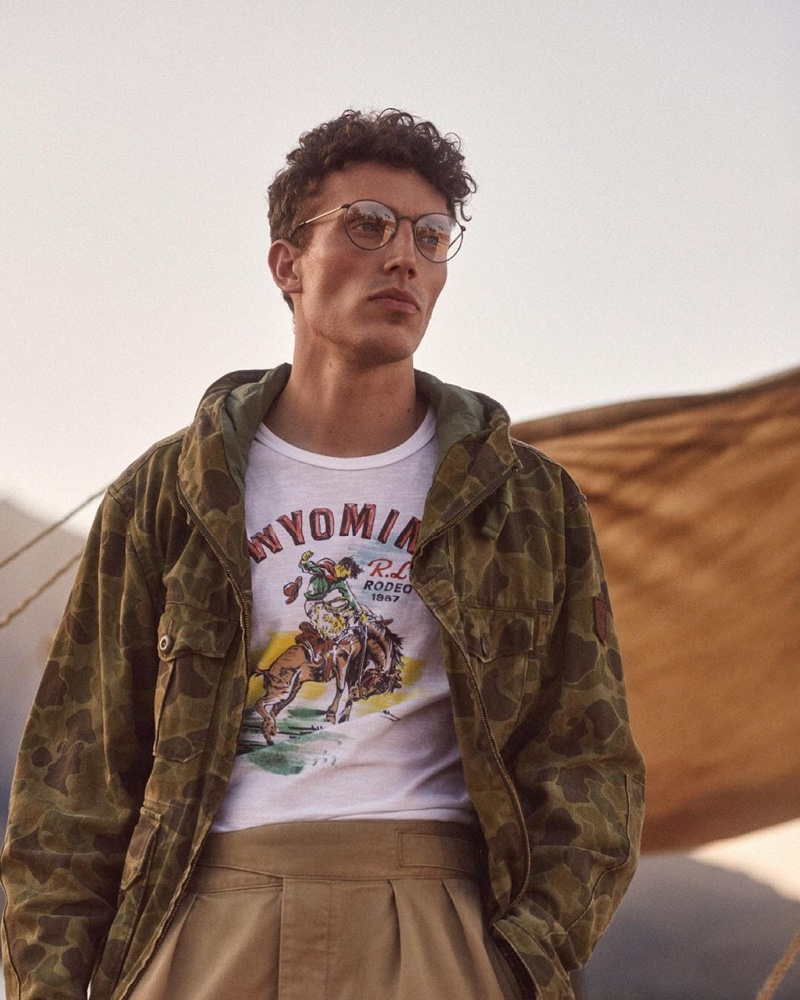 POLO Ralph Lauren Travels to South Africa with Wild Coast Collection