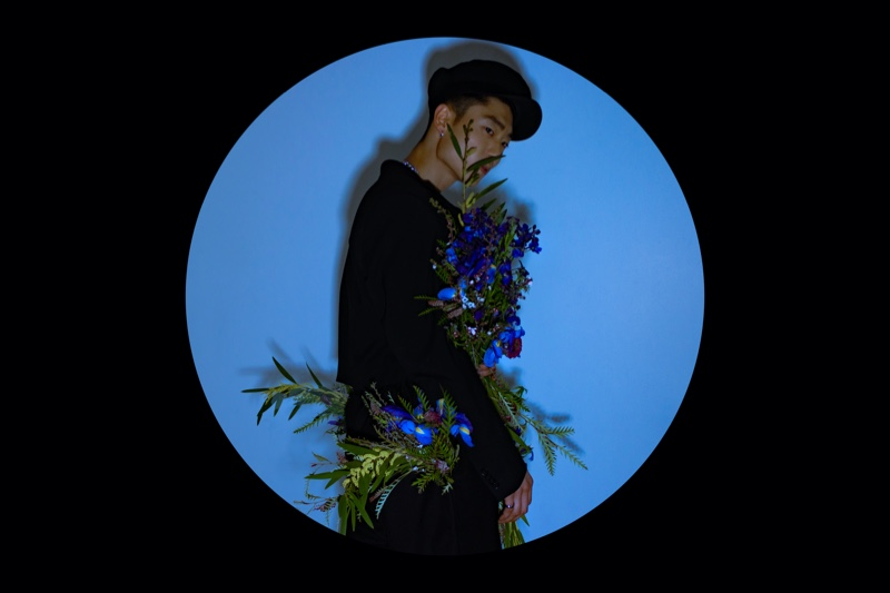 Paul Lee in 'Acid Flowers'