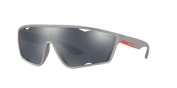 Prada Linea Rossa Man PS 09US - Frame color: Grey, Lens color: Grey-Black, Size 40-00/130