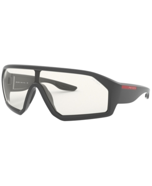 Prada Linea Rossa Men's Sunglasses, Ps 03VS 36