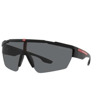 Prada Linea Rossa Men's Sunglasses, Ps 03XS 44