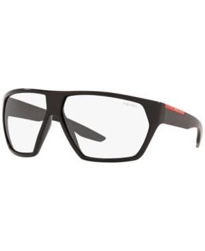 Prada Linea Rossa Men's Sunglasses, Ps 08US 67