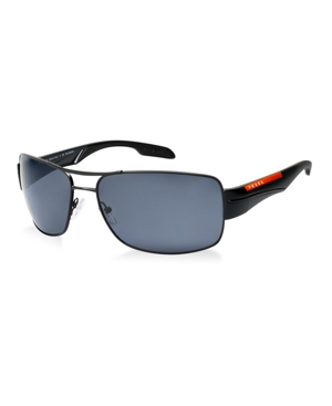 Prada Linea Rossa Polarized Sunglasses, Ps 53NS