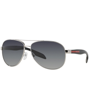 Prada Linea Rossa Polarized Sunglasses, Ps 53PSP