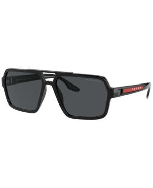 Prada Linea Rossa Sunglasses, Ps 01XS 59