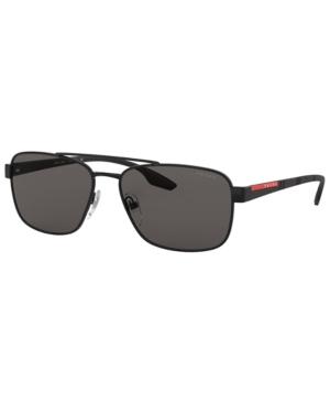 Prada Linea Rossa Sunglasses, Ps 51US 62