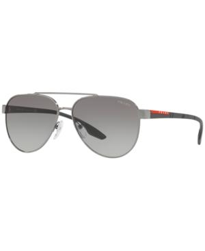 Prada Linea Rossa Sunglasses, Ps 54TS 58