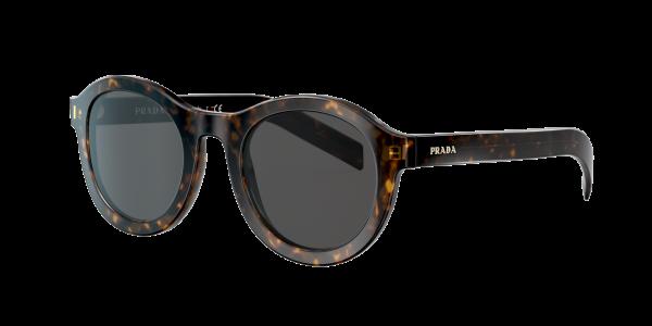Prada Man PR 24VS - Frame color: Tortoise, Lens color: Grey-Black, Size 49-23/145