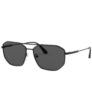 Prada Men's Sunglasses, Pr 64XS 60