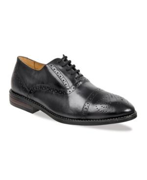 Sandro Moscoloni Men's Cap Toe 5 Eyelet Lace Men's Shoes