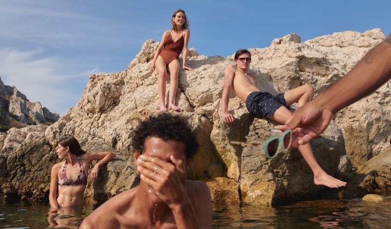 Edoardo Sebastianelli & Kaissan Ibrahima Summer in Marseille with Scotch & Soda