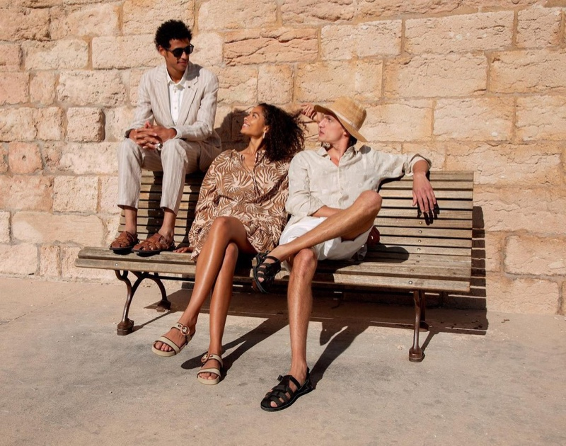 Marseille serves as the backdrop for Scotch & Soda's stylish summer getaway.